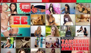 jetztlive.com hat die besten Camgirls für dich